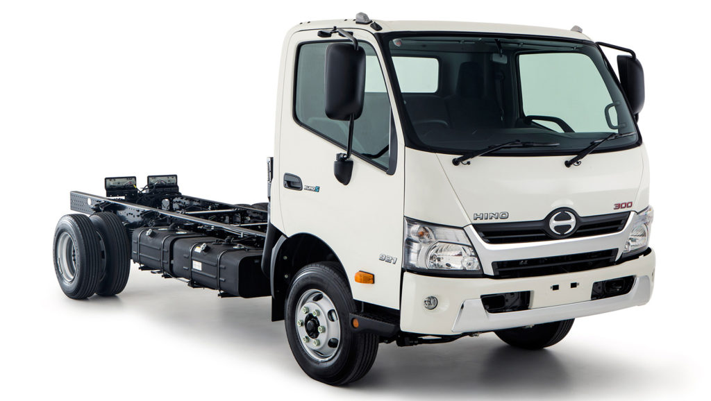 Milaha Launches New Generation Of Hino300 Series Light Duty Truck