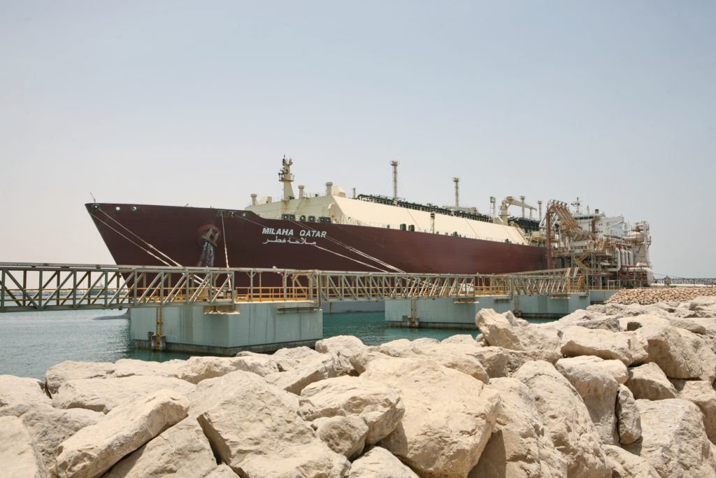 Milaha LNG Carriers Conduct First Loading in Qatar